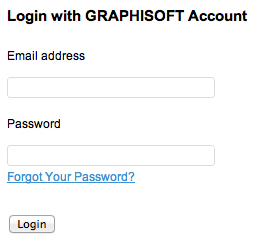 graphisoftid--login